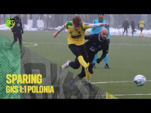 Read more about the article [GKS TV] GKS – Polonia 1:1 (bramki i wypowiedź Daniela Ferugi)