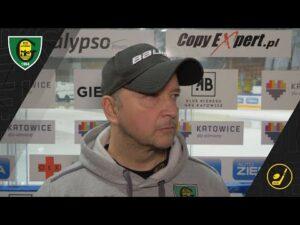 Read more about the article Trener Andriej Parfionow po meczu GKS Katowice – Re-Plast Unia Oświęcim 5:0 (25 02 2021)