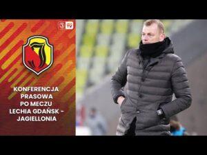 Konferencja prasowa po meczu Lechia Gdańsk – Jagiellonia Białystok 0:2