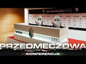 Konferencja przed meczem Górnik Zabrze – Legia Warszawa