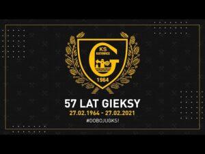 Read more about the article 57 lat – życzenia dla GKS-u Katowice