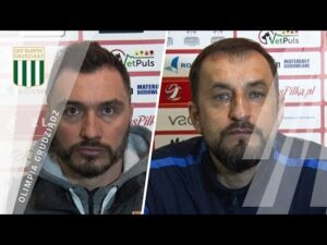 Read more about the article Konferencja po meczu Olimpia Grudziądz – Motor Lublin 1:0