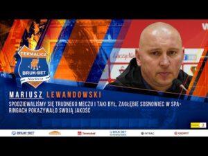Read more about the article Konferencja po meczu w Sosnowcu