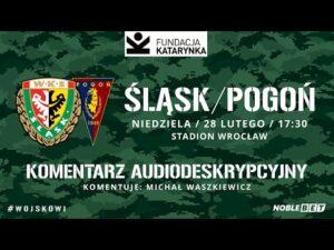 Śląsk Wrocław – Pogoń Szczecin, PKO Ekstraklasa, 28.02.2021 (Komentarz na żywo)