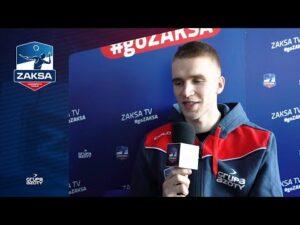 Dominik Depowski: chcę zbierać doświadczenie