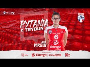 PYTANIAzTRYBUN – #6 Julia Papszun