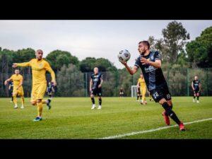 Read more about the article FK Ołeksandrija – ŁKS Łódź 0:0   SKRÓT MECZU