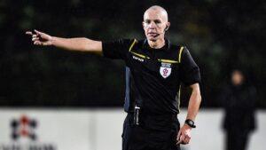 Read more about the article Kornel Paszkiewicz sędzią meczu z GKS Tychy