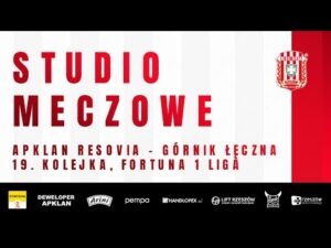 Read more about the article STUDIO MECZOWE 🎥⚪🔴 Apklan Resovia – Górnik Łęczna