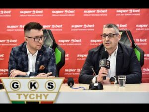 Read more about the article Konferencja prasowa z nowym sponsorem głównym GKS Tychy