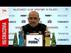 Konferencja Trenera Michała Probierza przed meczem z Rakowem Częstochowa (05.03.2021)