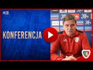 Read more about the article KONFERENCJA | Trener Waldemar Fornalik przed meczem ze Stalą  5|03|2021