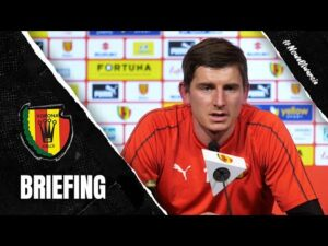 Read more about the article Briefing prasowy przed meczem z GKS-em Jastrzębie – Jacek Kiełb