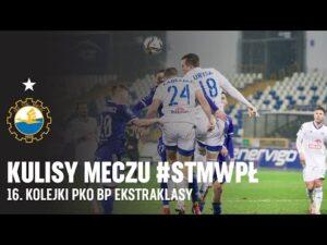 TV Stal: Kulisy meczu #STMWPŁ 16. kolejki PKO BP Ekstraklasy