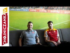Read more about the article Tomasz Pozorski i Karol Szopiński o starcie piłkarskiej wiosny dla rezerw Chojniczanki