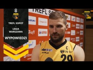 Read more about the article Wypowiedzi po meczu Trefl Sopot – Legia Warszawa | Trefl Sopot