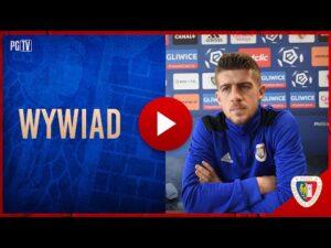 WYWIAD | Michał Chrapek przed meczem ze Stalą 5|03|2021