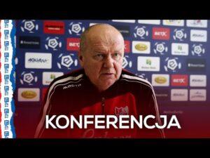 Konferencja prasowa po meczu Podbeskidzie – Lechia Gdańsk