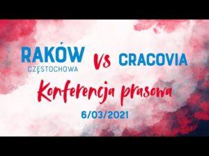 Read more about the article Konferencja po meczu Raków Częstochowa – Cracovia