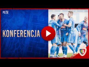 Read more about the article KONFERENCJA |  Trenerzy i Patryk Lipski po meczu  Piast Gliwice – Stal Mielec  2-1 (0-1) 07|03|2021