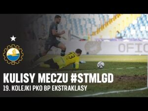 Read more about the article TV Stal: Kulisy meczu #STMLGD 19. kolejki PKO BP Ekstraklasy