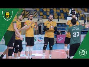 PlusLiga: GKS Katowice – Cerrad Enea Czarni Radom 2:3 (06 03 2021)