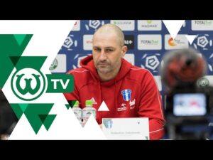 Radosław Sobolewski po meczu Warta Poznań – Wisła Płock