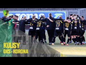 Read more about the article [GKS TV] Kulisy meczu GKS Jastrzębie – Korona