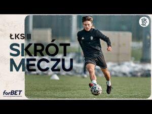 Read more about the article Sparing:  ŁKS II Łódź – Włókniarz Zelów 3:0 | SKRÓT MECZU