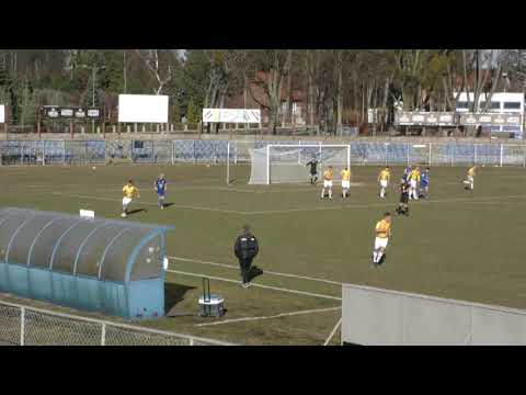 SKRÓT: Olimpia Elbląg 0:0 Wigry Suwałki | 20. kolejka, 2. Liga | 06.03.2021