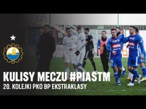TV Stal: Kulisy meczu #PIASTM 20. kolejki PKO BP Ekstraklasy