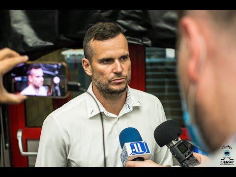 Read more about the article Michal Fikrt po szóstym meczu ćwierćfinałowym