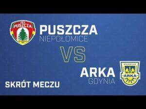 Read more about the article [Skrót] Puszcza Arka 4-0 | PUSZCZA TV