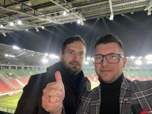 Marcin Dorna: Słowa uznania dla całego klubu