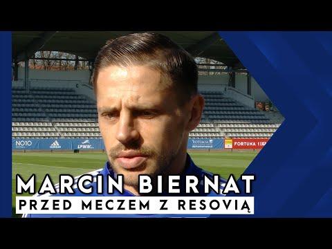 [MIEDŹ TV] Marcin Biernat przed meczem z Apklan Resovią