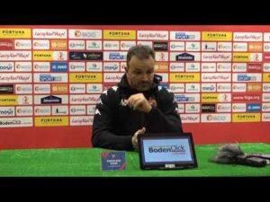 Read more about the article Konferencja po meczu z Widzewem