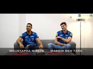 Read more about the article #PoznajStalowca – Moustapha M'Baye i Wassim Ben Tara