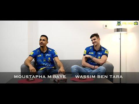 #PoznajStalowca – Moustapha M'Baye i Wassim Ben Tara