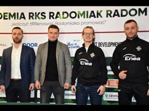 Football Lab nowym partnerem Akademii Radomiaka [RADOMIAK.TV]