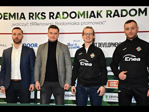 Football Lab nowym partnerem Akademii Radomiaka [RADOMIAK.TV]