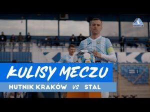 Kulisy meczu Hutnik Kraków – Stal Rzeszów (10.03.2021)