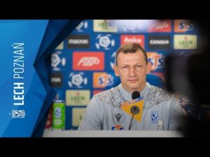 KONFERENCJA prasowa trenera Dariusza ŻURAWIA przed meczem z PIASTEM Gliwice