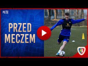 PRZED MECZEM | Waldemar Fornalik i Patryk Sokołowski przed meczem z Lechem Poznań 12|03|2021