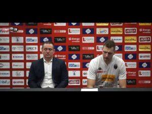 Read more about the article Konferencja prasowa po meczu Pszczółka Start Lublin – Trefl Sopot | 9.03.2021 | Energa Basket Liga