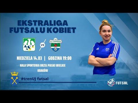 Read more about the article Ekstraliga Futsalu AZS UJ Kraków – Unifreeze Górzno