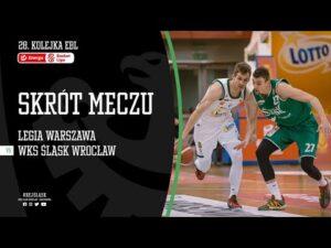 Read more about the article #28 SKRÓT: Legia Warszawa – WKS Śląsk Wrocław 67:69