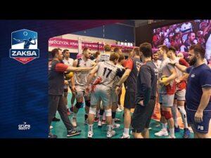 ZAKSA vs Jurajska Armia w półfinale #PP2021 | Kamil Semeniuk, Jakub Kochanowski