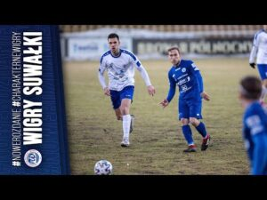 Read more about the article Bramka | Wigry Suwałki 0:1 (0:1) Błękitni Stargard