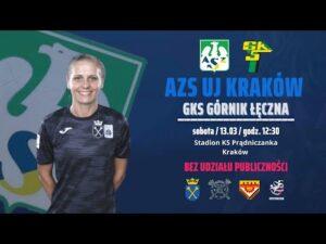 Ekstraliga AZS UJ Kraków – GKS Górnik Łęczna