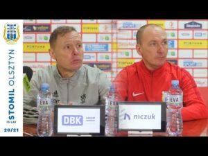 Read more about the article Konferencja po meczu Stomil Olsztyn – Łódzki Klub Sportowy 0:2 (13.03.2021 r.)